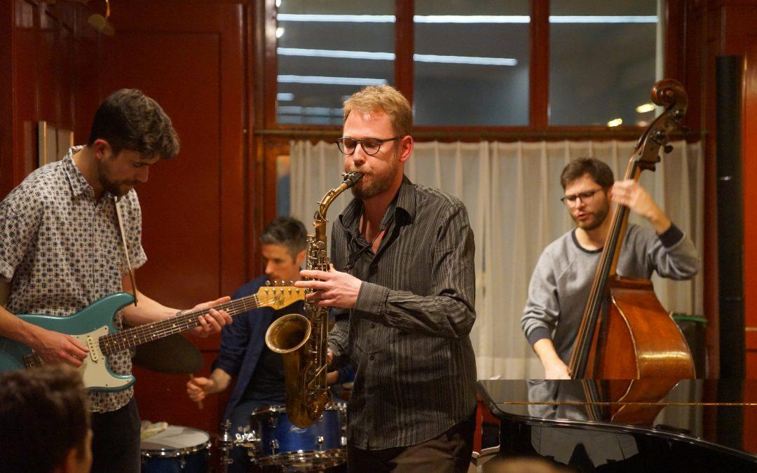 Neue Konzertdaten Jazz Monday